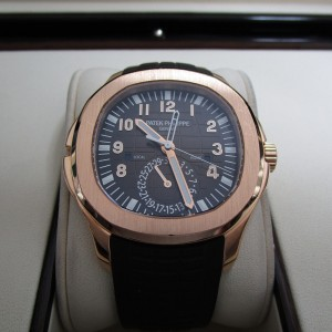 Patek Philippe Aquanaut 5164R-001 40.8mm Mens Watch