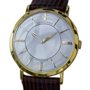 Longines Mystery Dial 32mm Mens Watch