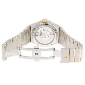 Omega Constellation 123.20.38.22.02.002 38mm Mens Watch