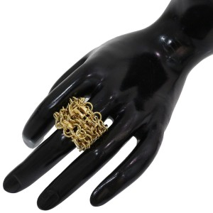 Pasquale Bruni 18K Yellow Gold Ring Size 275.25