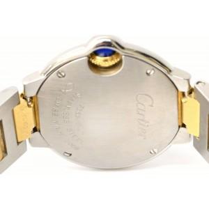 Cartier Ballon Bleu W69007Z3 29mm Womens Watch