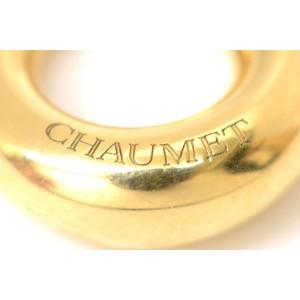 Chaumet Anneau 18K Yellow Gold Pendant