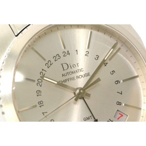 Dior Chiffre Rouge GMT 084211 32mm Mens Watch
