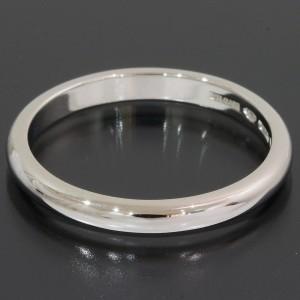 Bvlgari Bulgari Platinum Wedding Ring Size 8.5