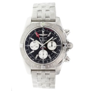 Breitling Chronomat 44 GMT AB0420 44mm Mens Watch