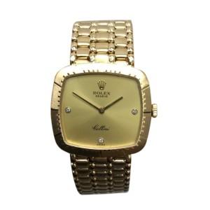 Rolex Cellini 4084 28mm Unisex Watch