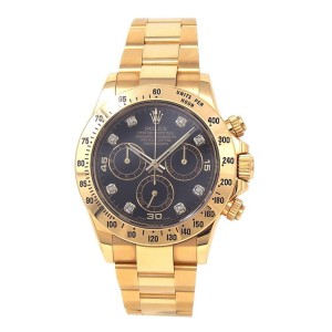 Rolex Daytona MW11668 40mm Mens Watch