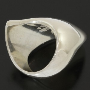 Sterling Silver Ring Size 5.25
