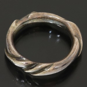 Sterling Silver Ring Size 4.75