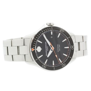 Baume & Mercier Clifton MOA10340 42mm Mens Watch