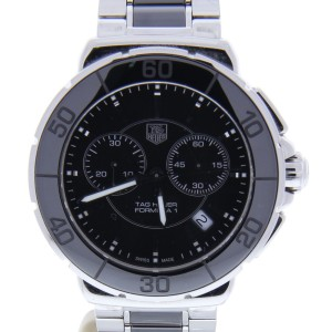 Tag Heuer Formula CAH1210 41mm Mens Watch