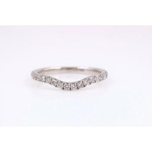 Neil Lane 14K White Gold Diamond Wedding Ring Size 6