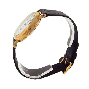 Patek Philippe Calatrava Officers 18K Yellow Gold Manual Wind Men's Watch 3960J