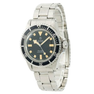 Tudor Submariner 94010 Steel 40.0mm  Watch