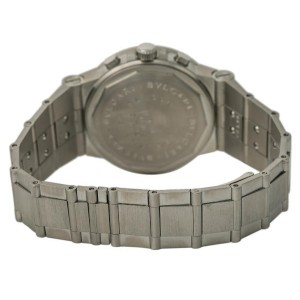 Bulgari Diagono CH 35 S Steel 36.0mm Watch