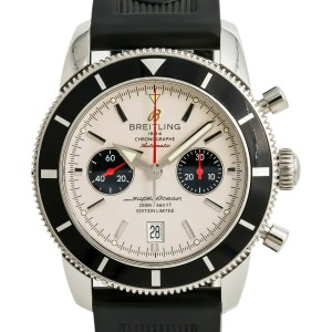 Breitling Superocean A23320 Steel 46mm  Watch