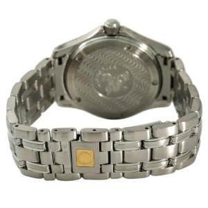 Omega Seamaster 196.1501 Steel 36mm Watch