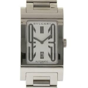 Bulgari Rettangolo RT45S Steel 45.0mm Watch