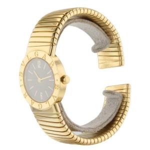 Bulgari Tubogas BB262TS Yellow Gold 19.05mm Womens Watch
