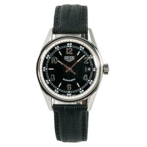 Tag Heuer Carrera WS2111 Steel 35.0mm Watch