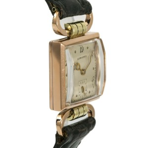 Longines Manual Gold 22mm Womens Watch