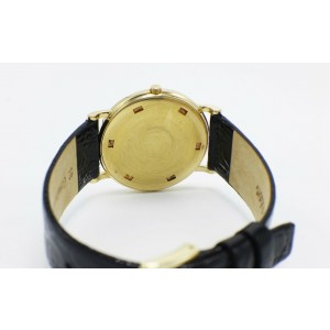 Patek Philippe Tiffany & Co Calatrava 3520 18K Yellow Gold