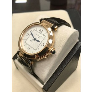 Cartier Pasha 2770 18K Rose Gold 42mm Complete Box & Papers