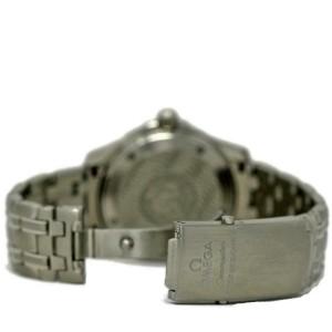 Omega Seamaster 196.1522 Steel 36.0mm Watch