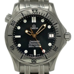 Omega Seamaster 2551.80. Steel 36.0mm Watch