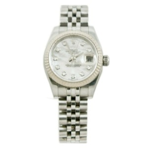 Rolex Datejust 79174 Steel 26mm Women Watch