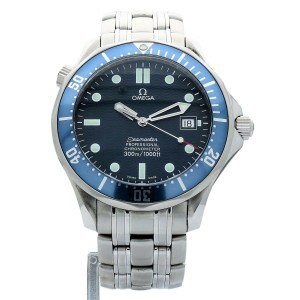 Omega Seamaster 2531.80. Steel 41.0mm  Watch