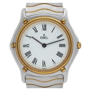 Ebel Wave Gold 31.0mm Womens Watch