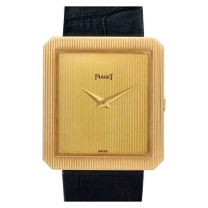 Piaget Protocol 9154 Gold 28.0mm Womens Watch