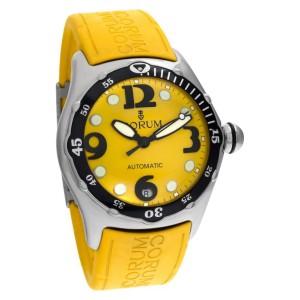 Corum Bubble 82.180.2 Steel 45.0mm Watch