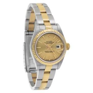 Rolex Datejust 69173 Steel 26.0mm Womens Watch