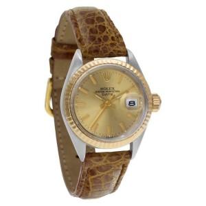 Rolex Date 6917 Steel 26.0mm Womens Watch