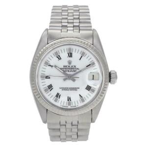 Rolex Datejust 6827 Steel 30.0mm Womens Watch