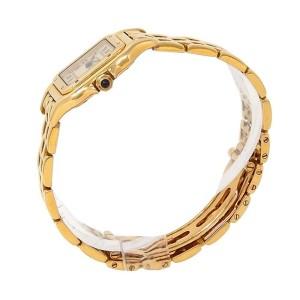 Cartier Panthere 18k Yellow Gold Swiss Quartz Ladies Watch 8057917