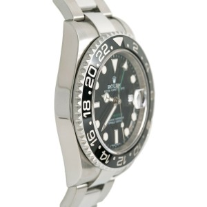 Rolex Gmt Master Ii 116710LN Steel 40mm Watch