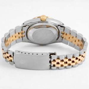 Rolex Datejust 68273 Steel 34mm Women Watch
