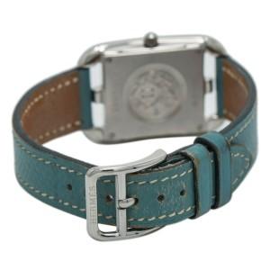 Hermes Cape Cod CC1. 210 Steel 23mm Women Watch (Certified Authentic & Warranty)