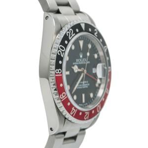 Rolex Gmt Master Ii 16710 Steel 40mm Watch Certified Authentic Warranty