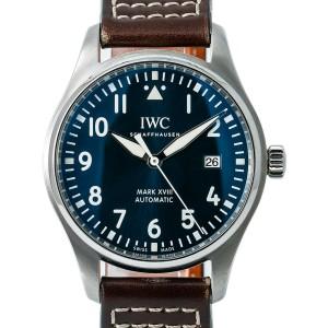 Iwc Pilot IW327004 Steel 40mm  Watch (Certified Authentic & Warranty)