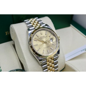 Rolex 126233 Datejust 18K Yellow Gold & Stainless