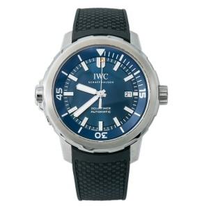 Iwc Aquatimer IW329005 Steel 44mm  Watch (Certified Authentic & Warranty)