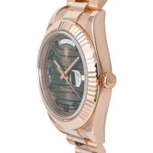 Rolex Day-date Ii 218235 Gold 41mm  Watch (Certified Authentic & Warranty)