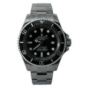 Rolex Sea-dweller 116660 Steel 44mm  Watch (Certified Authentic & Warranty)