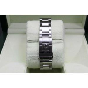 Rolex Explorer II 16570 Stainless Steel Black Dial