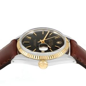 Rolex Datejust 1601 Steel 36mm  Watch (Certified Authentic & Warranty)