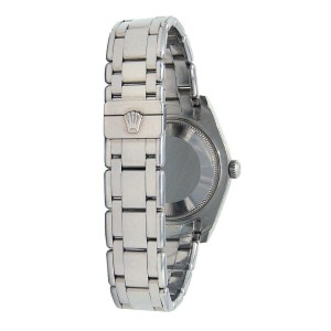 Rolex Datejust 18k White Gold Automatic Ladies Watch 81299